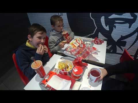 НОВИНКИ KFC В МИНСКЕ