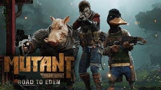 Hunting for Hammon - Mutant Year Zero: Road to Eden Gameplay
