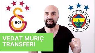 Vedat Muriqi Transferi |  Galatasaray vs Fenerbahçe
