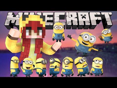 TEREI UM EXÉRCITO DE MINIONS ♥ω♥ | Minecraft LENDÁRIO #2