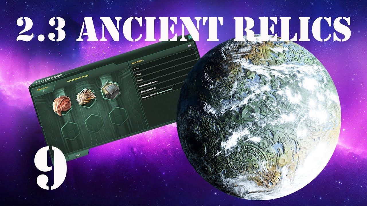 [9] Why did you do that - Stellaris 2 3 Ancient Relics - The Motherspace  Imperium