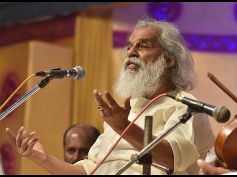 Vathapi Ganapathim Bhajeham by Dr. KJ Yesudas (55:49 minutes)