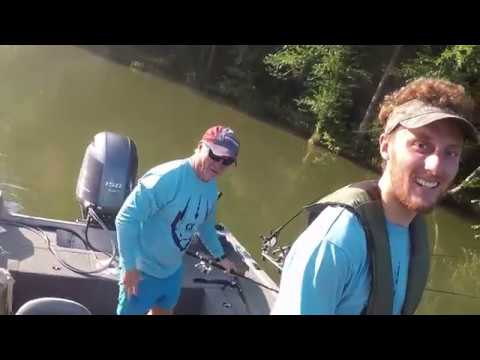 North Carolina Crappie Fishing: New Record Set For The Boat, 17