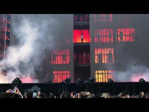 BEYONCÉ & JAY-Z | No Church In The Wild [Live at Glasgow OTR II World Tour 2018]