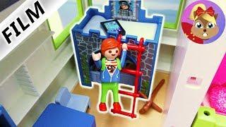 摩比游戏 Playmobil 玩偶影片 小尤的新房间 哇塞,大惊喜!