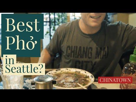 Best Pho in Seattle?? ?  Phở Ba - Chinatown | Vietnamese Food Restaurant