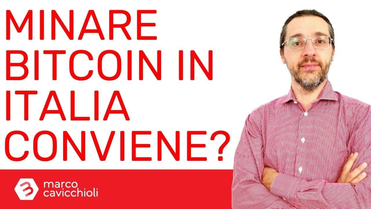 minare bitcoin conviene