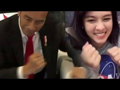 GOYANG DAYUNG JOKOWI | VIRAL TRENDING DUNIA!!