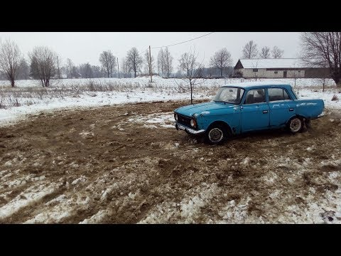 Moskvich 412 drift 2018.
