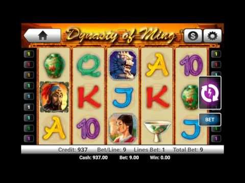 The Ming Dynasty Slot