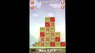 Move the box level 32 London Solution Walktrough(MORE LEVELS, MORE GAMES: http://MOVETHEBOX.GAMESOLUTIONHELP.COM http://GAMESOLUTIONHELP.COM This shows how to solve the puzzle of ..., 2012-03-12T22:45:18.000Z)