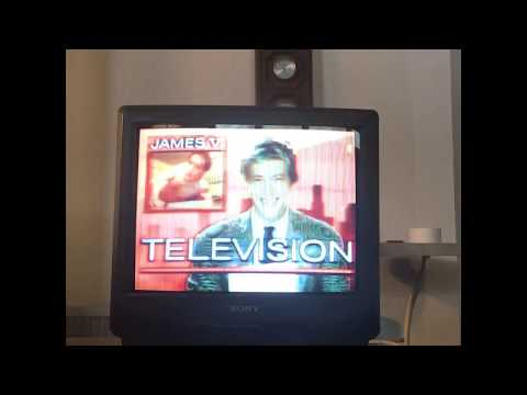 "James V - Television ""TV"" Installation"
