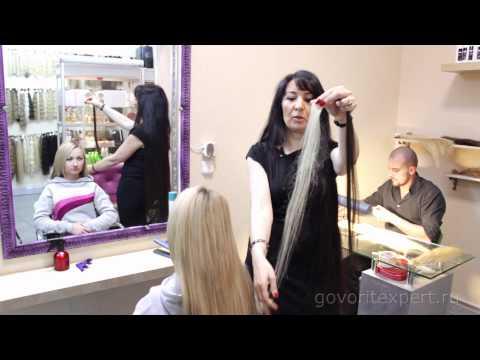 Как ухаживать за нарощенными волосами?Говорит ЭКСПЕРТ