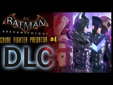 Batman Arkham Knight: DLC Crime Fighter Challenge Pack 4 PREDATOR