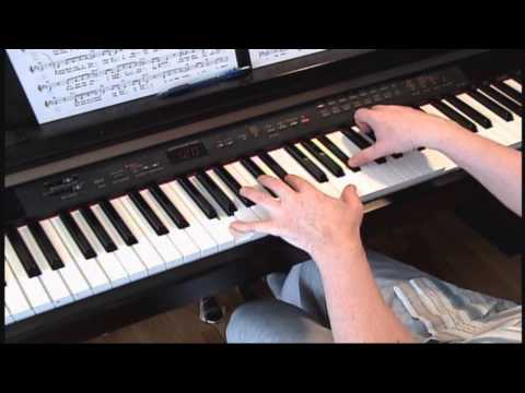 Save The Best For Last -- Piano