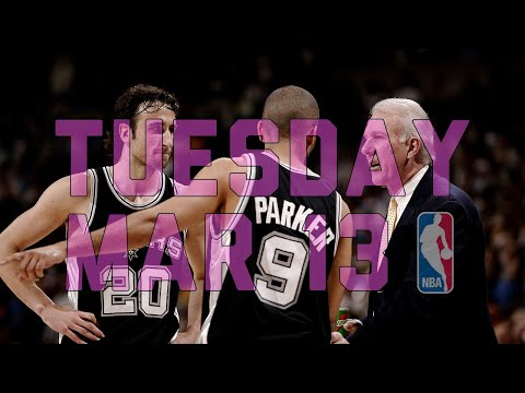 NBA Daily Show: Mar. 13 - The Starters