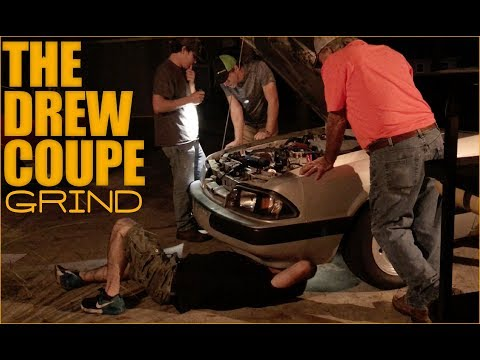BOYS UNDA THE HOOD / DREW COUPE UPDATE / MORE FOXBODY TIPS AND HOW TO'S
