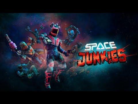 Space Junkies Open BETA |