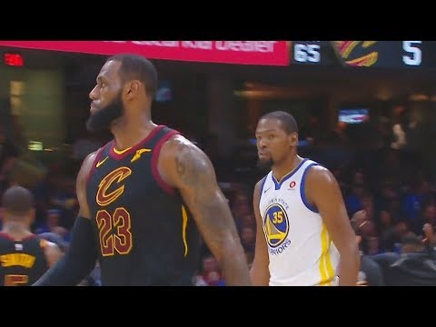 Kevin Durant SHUTS UP LEBRON JAMES FOR COMPLAINING ABOUT UNCALLED FOULS!!!