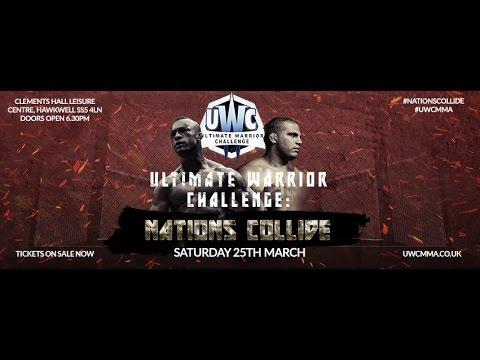 UWC MMA: NATIONS COLLIDE (LIVE STREAM)