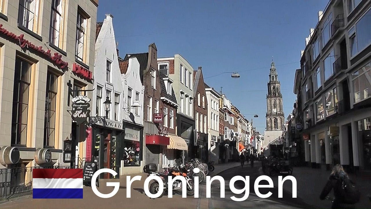 Groningen city - Netherlands (Holland)