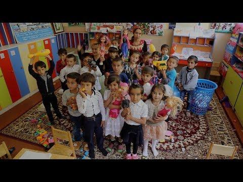 Tajikistan: Investing in early education