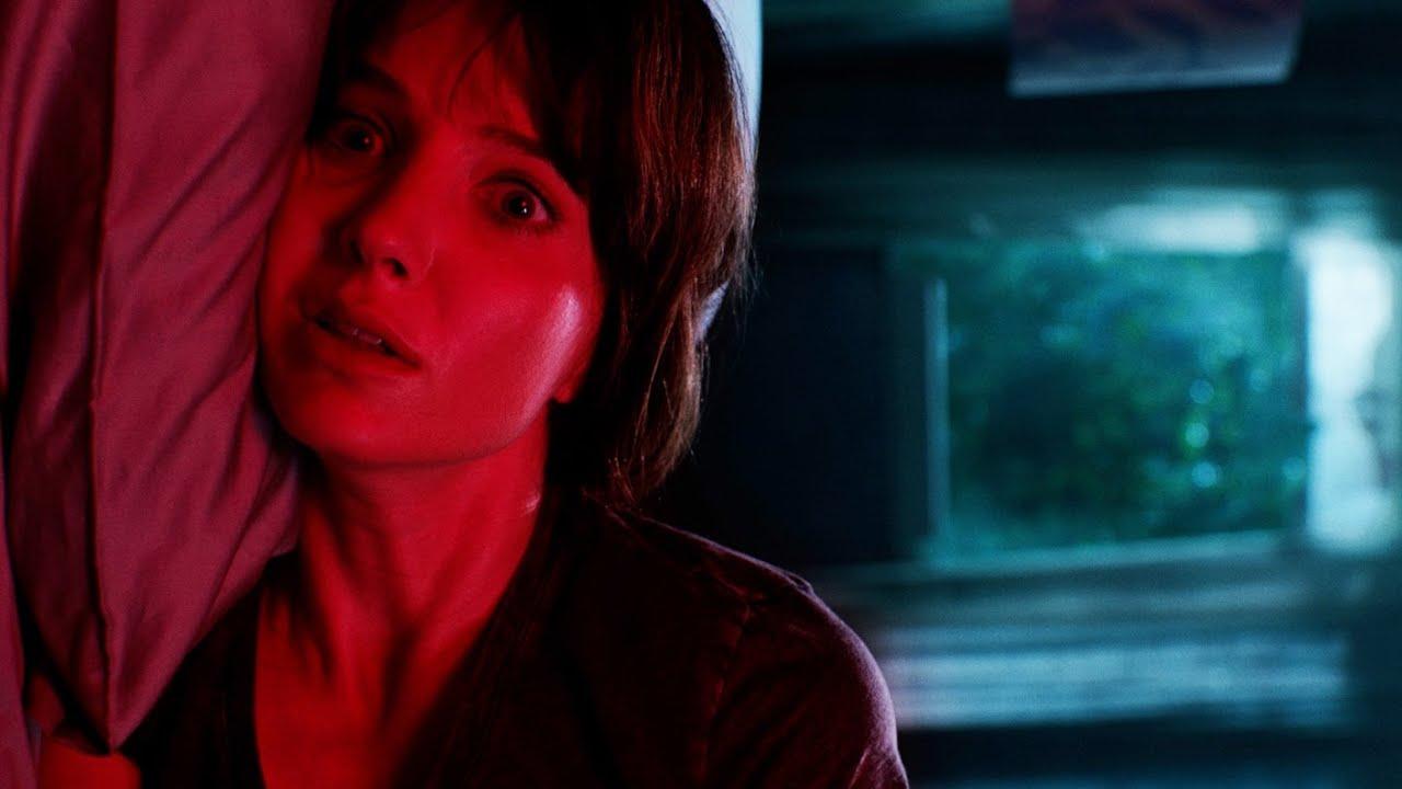 Annabelle Wallis in Malignant trailer door James Wan