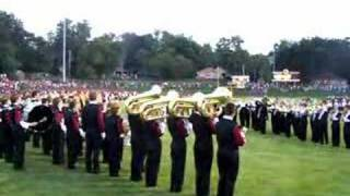 Oskaloosa Marching Indians