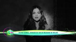 ZU News | Selena Gomez ( ON AIR @4 august 2020 )