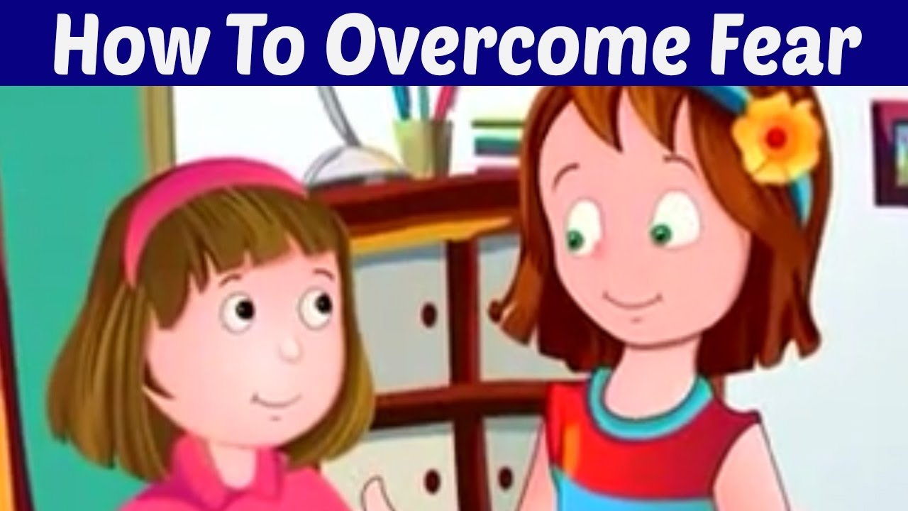 How To Overcome Fear - Best Educational Animation Video ...