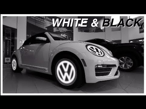 New 2017 VW Beetle Convertible | Most Beautiful Color Combo to me | Quick Review