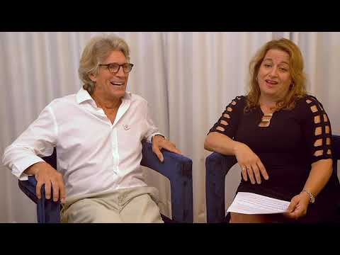 Eric Roberts on Live it Up with Donna Drake and Eric Roberts 2018