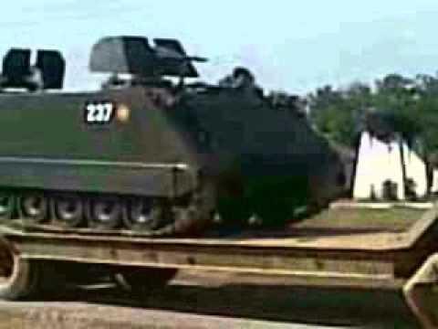 M113 in Vietnam - M113 ở Việt Nam