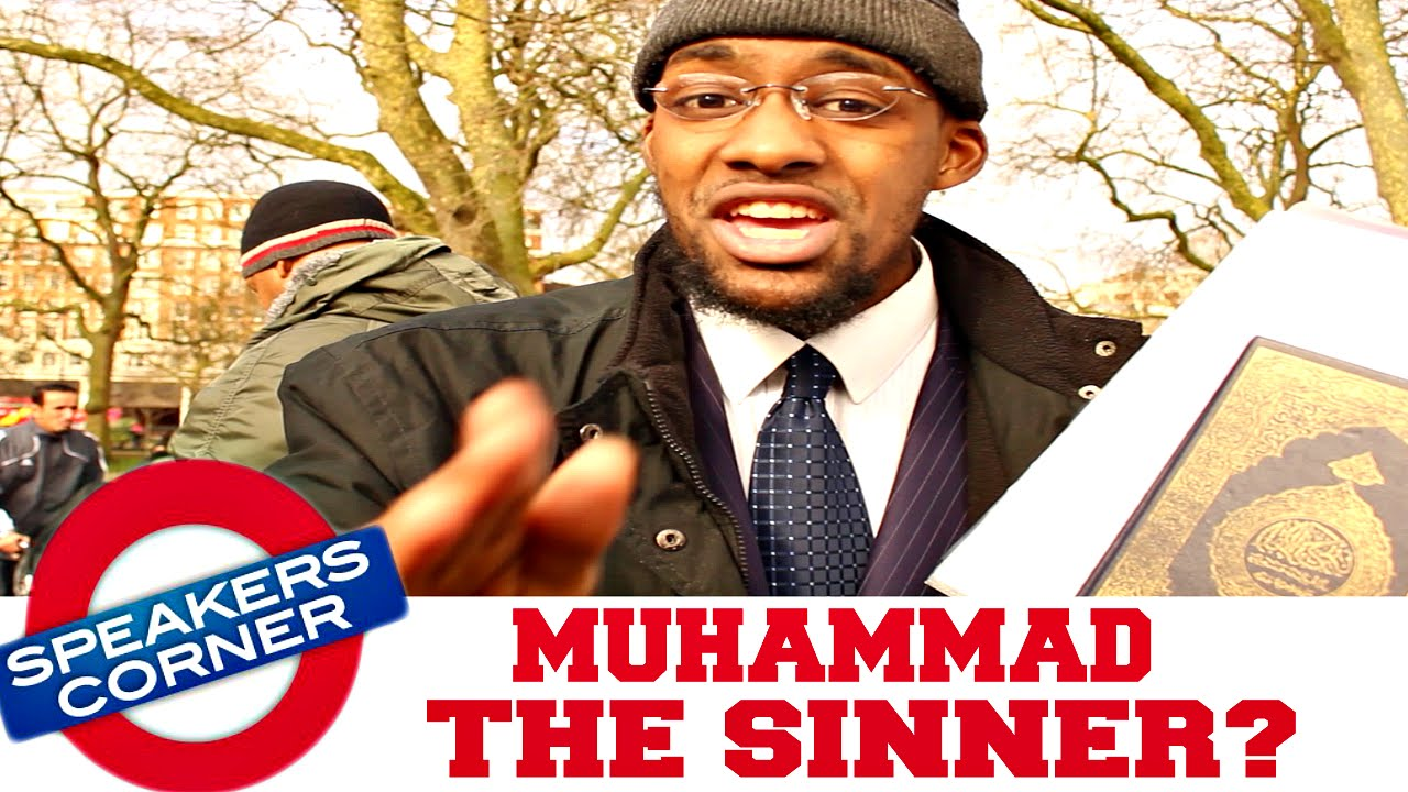 Image result for muhammad the sinner