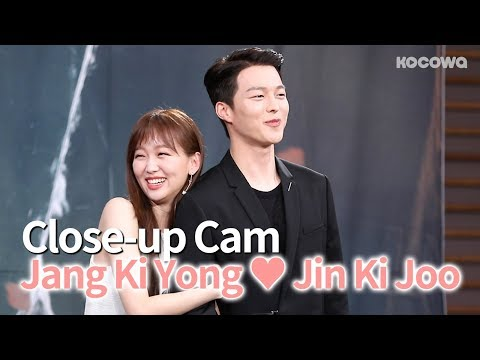 [Close-up Cam] Jang Ki Yong ♥ Jin Ki Joo, Sooo~~ Cute!! [Come and Hug Me]