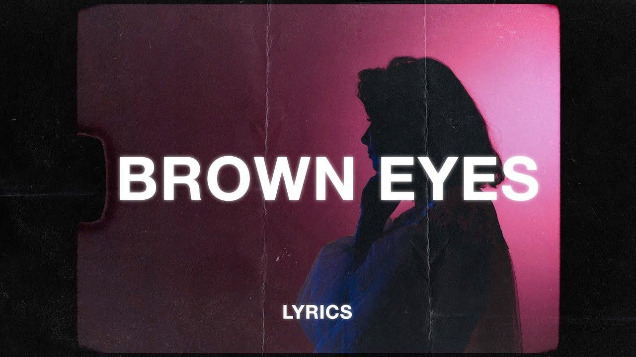 Imfinenow & Roiael - Brown Eyes (Lyrics)