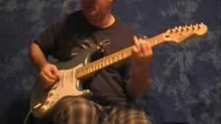 Andy Garrett - Extreme Rock Phrasing 2