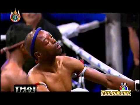 Thai Fight 17ส ค 55 บัวขาว ยก1