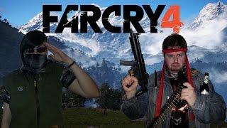 Let's Play Together Far Cry 4 Koop-Modus [PS4] #002 - AUF DER JAGD