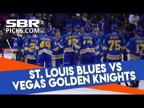 NHL Pick | Ice Guys | St. Louis Blues vs Vegas Golden Knights
