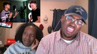 COUPLES REACTS : Bruno Mars - 24K Magic (CONOR MAYNARD vs. Alex Aiono) REACTION!!!