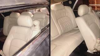 Episode 7 Seat Swap Fitting 2004 Cadillac Seats into 1964 Impala