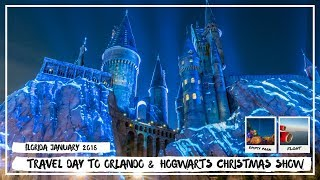 Travel Day - Flying To Orlando - January 2018 Trip