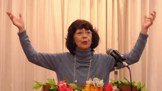 Kingdom Vol.4~神の約束を受けるための挑戦・松澤富貴子牧師・ ワード オブ ライフ横浜