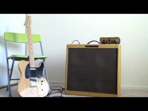fender vintage reissue 39 59 bassman ltd youtube. Black Bedroom Furniture Sets. Home Design Ideas