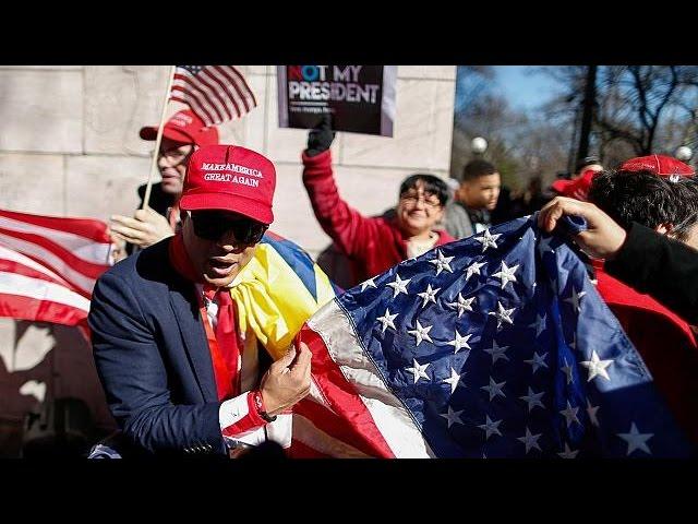 США: День не моего президента