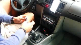 Видео обзор автомобильного FM модулятора Car G6   FM-трансмиттер