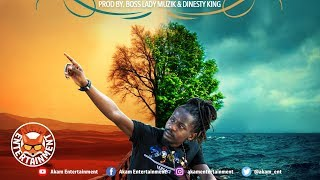 Jah Torius - Never Believe (Raw) [Dark Thunder Riddim] October 2018