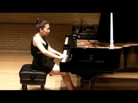 Master's Recital in University of North Texas (2/2)