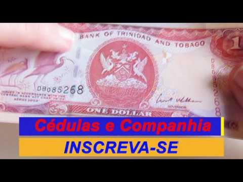 Cédula de Trinidad e Tobago - 1 Dollar